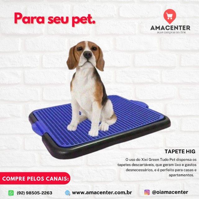 Tapete higiênico xixi para PET - Foto 5