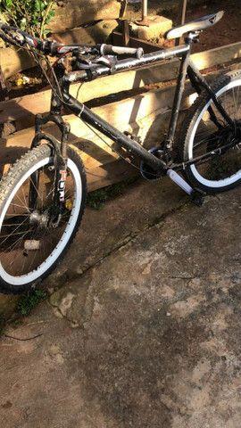 Bicicleta freio a disco  - Foto 3