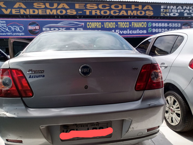 SIENA FIRE 1.0 (COMPLETO+GNV) PEQUENA ENTRADA+48X 379,00 - Foto 3