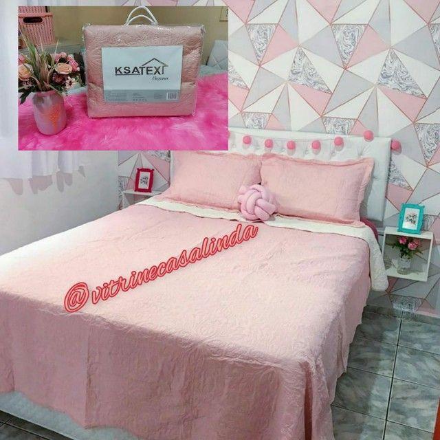 Cobre leitos para sua cama  - Foto 2
