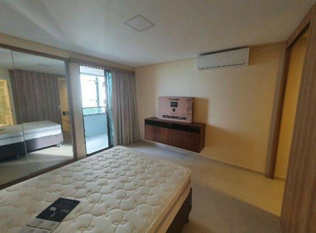 Espetacular 1 quartos Casa Caiada - Olinda - JAM - todo mobiliado, 42m². - Foto 3