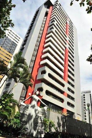 Flat com 2 dormitórios à venda, 70 m² por R$ 409.500,00 - Boa Viagem - Recife/PE