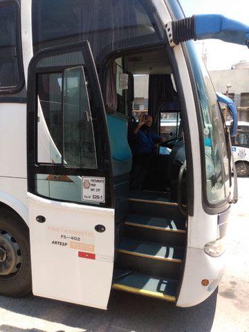 Ônibus rodoviário g6 1050 ano 2006/7 - Foto 5
