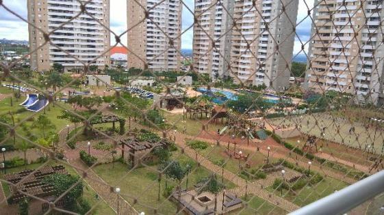 Apartamento de 2 qts no show de morar na ceilândia (residencial allegro)