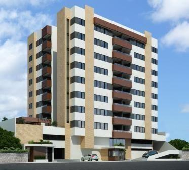 Apto no Cond. Gran Palazzo, 4º andar, med. 110,5m², próximo ao Cond. Via Farol