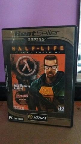 Pc-Cdrom Half-Life edição especial