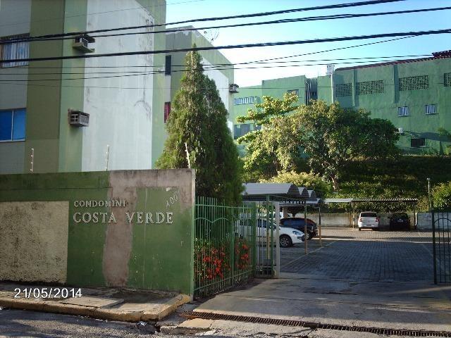 Apartamento condominio costa verde bairro luzia
