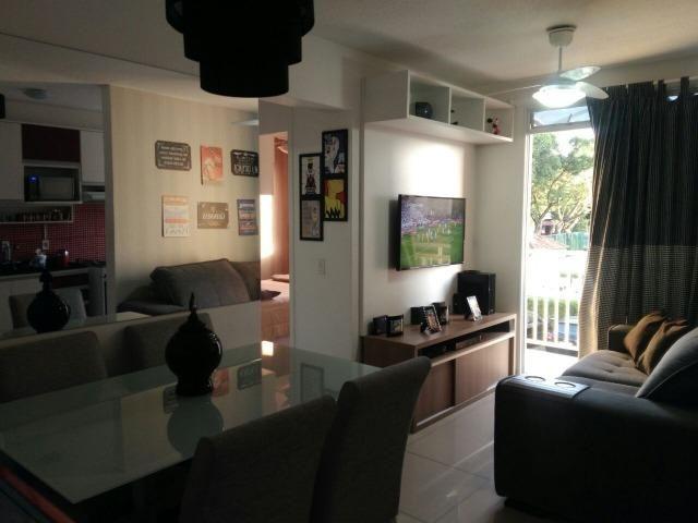 Ótimo Apto 02Qts varanda condominio novo com infra ac financiamento rua Henrique Scheid - Foto 11
