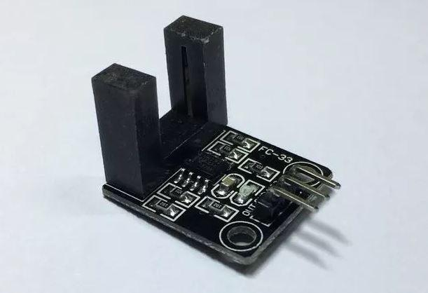 COD-AM120 Módulo Sensor Fotoelétrico Feixe Infravermelho Lm393 H2010 Arduino Automação