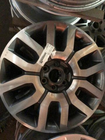 Roda Nissan Frontier aro 18 2015