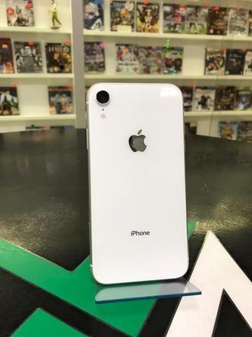 Xr branco 128 gb ( garantia apple )