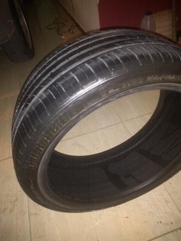 4 pneus 205/40/r17 mais de meia vida - Foto 5
