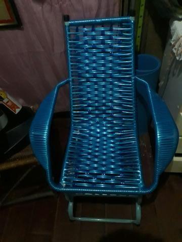 Reforma de cadeiras de balanco e venda - Foto 4