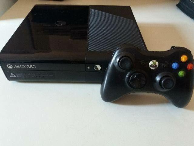 Xbox 360 com jogo call of duty black ops 2