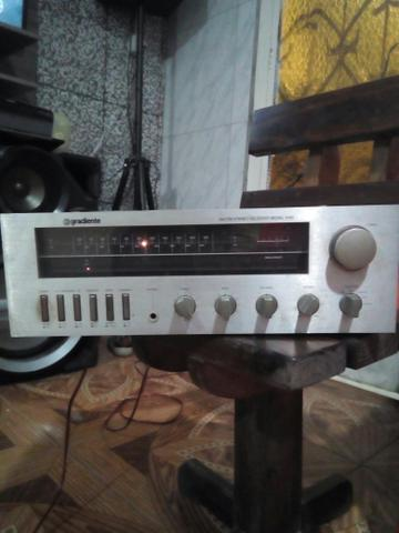 Receiver rádio amplificado auxiliar
