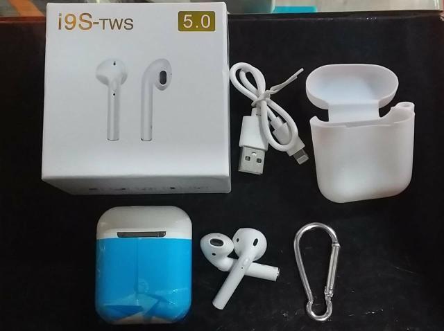 Fone Bluetooth i9 5.0/ Aceito cartão e entrego - Foto 2