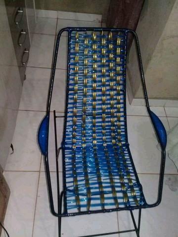 Reforma de cadeiras de balanco e venda - Foto 3