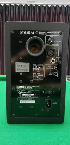 Par de Monitores de Referência Ativos Yamaha HS5 - Foto 4