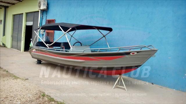 Fabricamos cascos e botes de alumínio naval - Foto 3