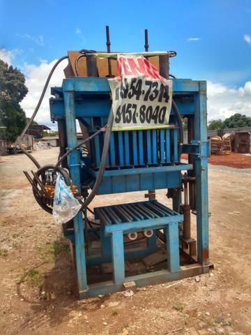 Máquina Hidráulica para fabricação de premoldados