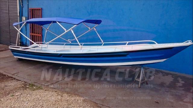 Fabricamos cascos e botes de alumínio naval - Foto 6