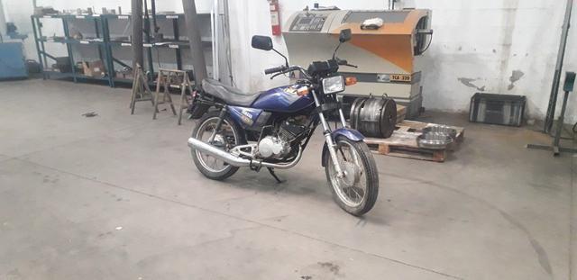 Rd 135 Yamaha manual e chave reserva - Foto 3