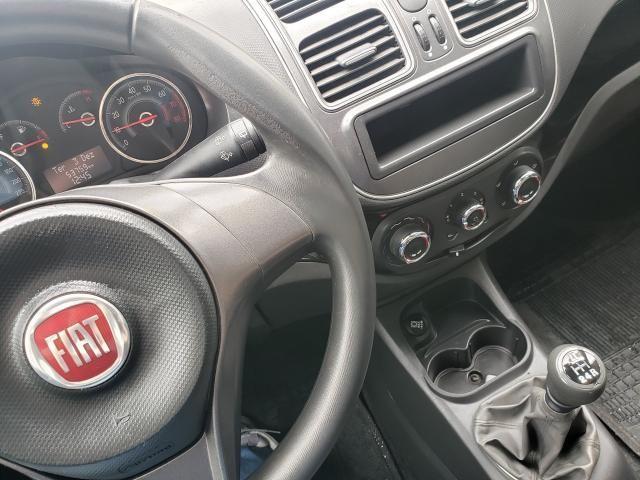 Fiat Palio Attractive 2017 Completo 1.0 8V Flex Revisado 53.000 Km Novo - Foto 8