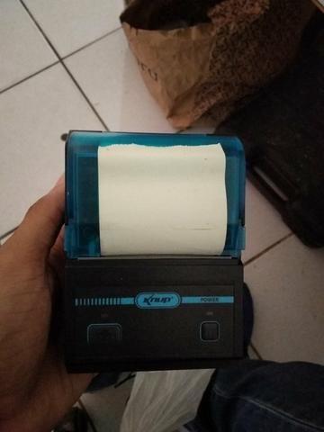 Impressora portátil semi nova - Foto 4