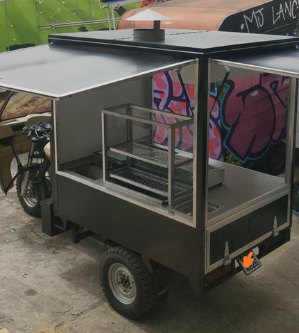 Tuk Tuk - Espetinho Gourmet - Food Truck - Foto 2