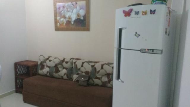 Aluga-se Flat , com 1 quarto, 1 Banheiro, 1 Sala/Cozinha em Condominio Fechado - Foto 5