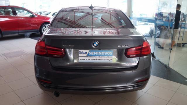 BMW 320i 2.0 SPORT 16V TURBO ACTIVE FLEX 4P AUTOMÁTICO - Foto 5