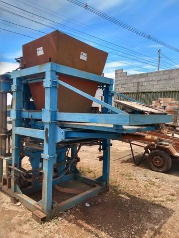 Máquina Hidráulica para fabricação de premoldados - Foto 3