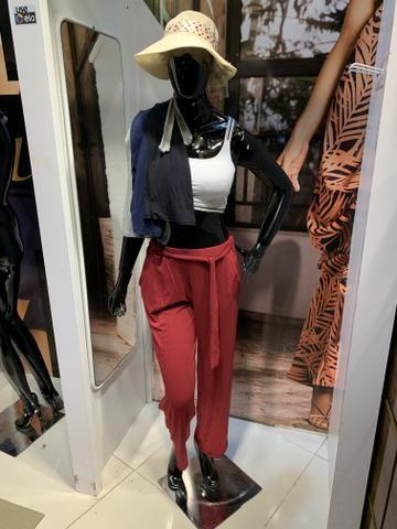 Calça pantalona 3 por R$79,90 a vista - Foto 3