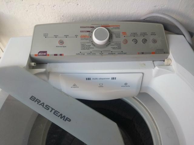Vendo Máquina de lavar 11 kilos - Foto 2