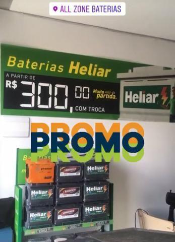 Baterias automotivas - Entrega grátis- até 6x sem juros - Foto 2
