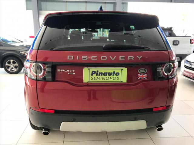LAND ROVER DISCOVERY SPORT 2.0 16V TD4 TURBO DIESEL HSE 4P AUTOMÁTICO - Foto 5