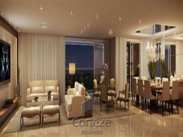 Apartamento com 4 suítes no Juvevê - Foto 15