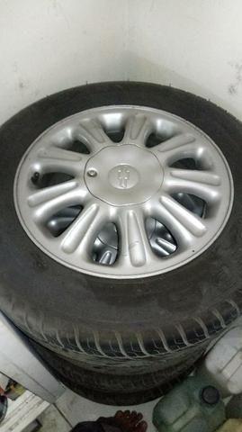 Rodas e pneus - Foto 2