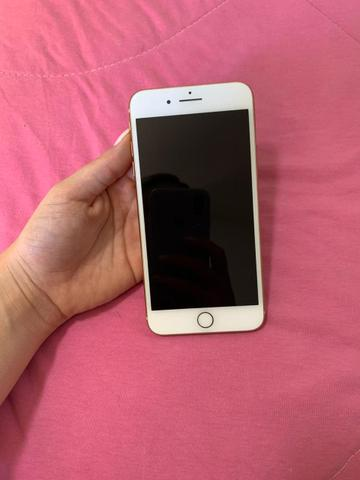 Vendo iphone 8 plus gold 64gb! - Foto 2