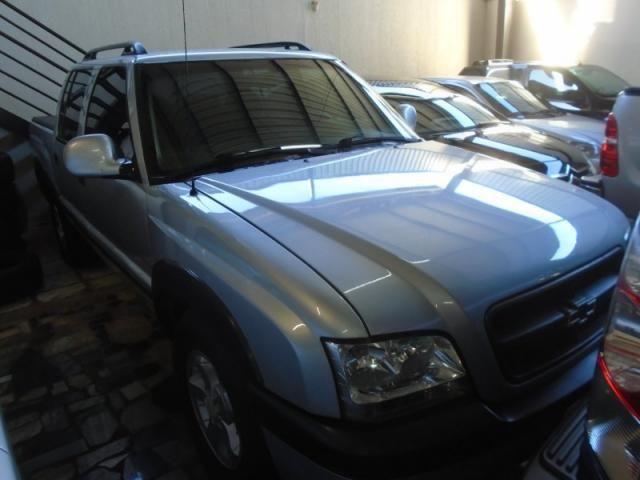 Chevrolet GM S10 Advantage 2.4 Prata