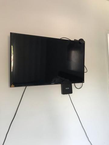 Tv Samsung 32 + tv box