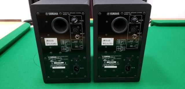 Par de Monitores de Referência Ativos Yamaha HS5 - Foto 2