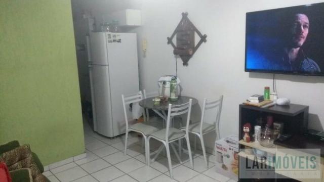 GS-Apartamento bem localizado em Valparaíso, 2 quartos climatizado sol da manha - Foto 7