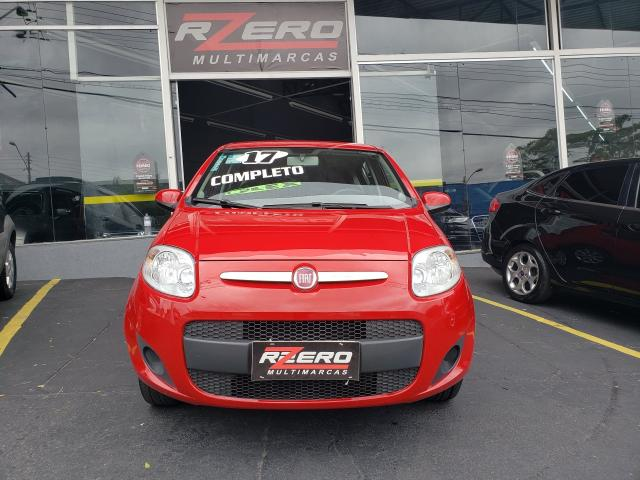 Fiat Palio Attractive 2017 Completo 1.0 8V Flex Revisado 53.000 Km Novo - Foto 3