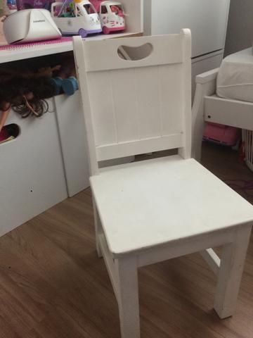 Cadeira para estudo infantil branca Tok Stok - Foto 2