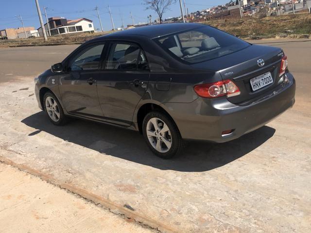 Toyota Corolla GLI 2013 (único dono) 87.000 km - Foto 4
