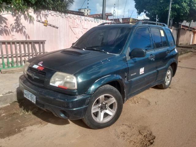 Tracker Diesel 2001