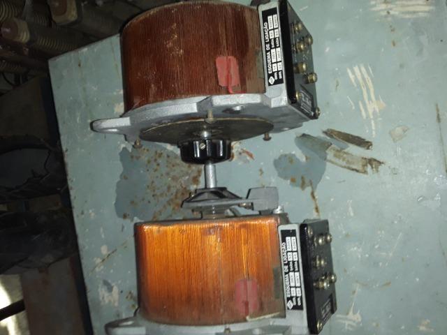 Amperimetro auto transformador varial