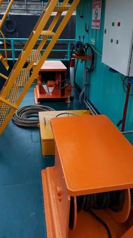 Empurrador de 600HP moderno e de Ferro - Foto 8