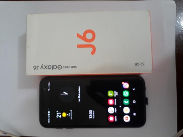 Vendo Samsung J6 Prime 32 GB